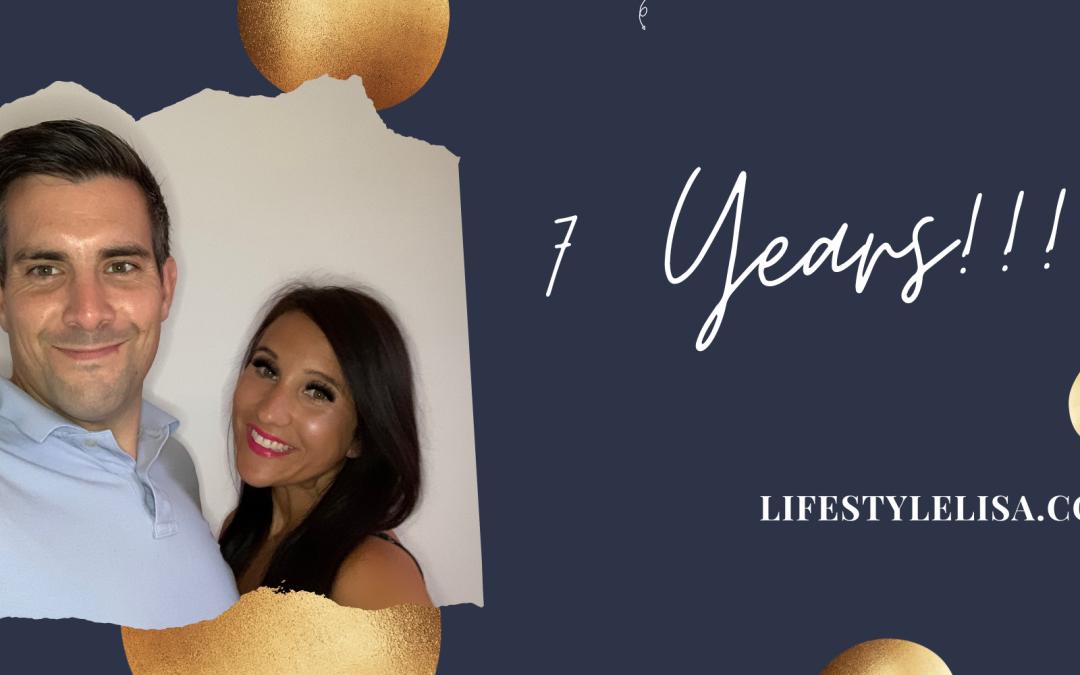 7 Years!!!!